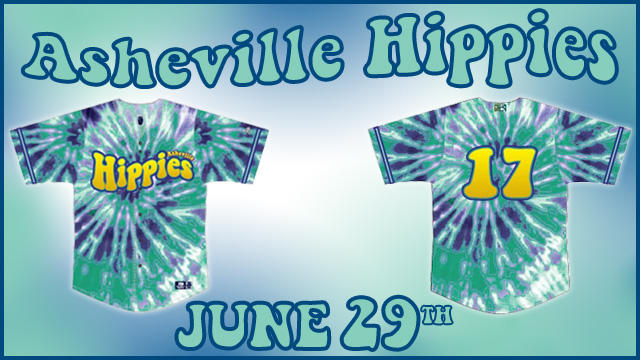 A Twitter troll attack turned the Asheville Tourists into the Hippies!