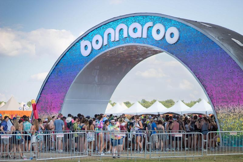 More than 65,000 people from around the world are estimated to have attended this year's Bonnaroo, held in Manchester, Tennessee, from June 8-11.