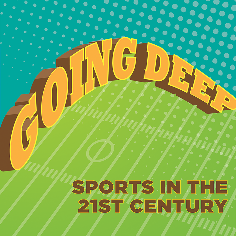 Going Deep Show Logo