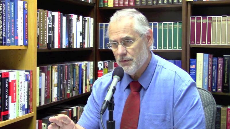 NCSU economist Dr. Michael Walden