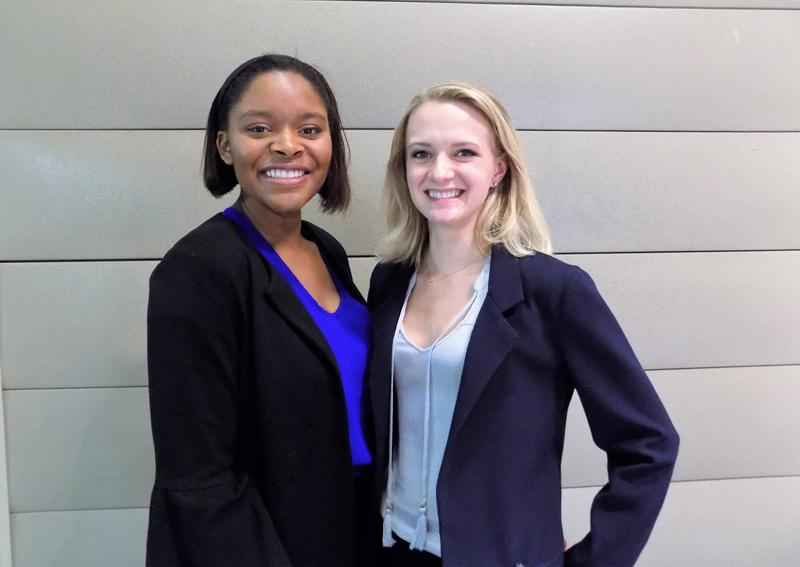 Winners of the 4th Annual UNC Asheville Social Entrepreneurship Competition