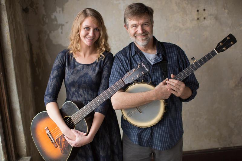 Frank Lee and Allie Burbrink