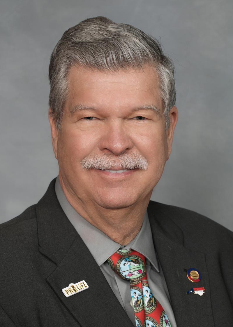 GOP Rep. Mike Clampitt