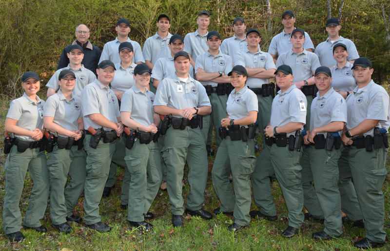 100th Class, Southwestern Community College's National Park Service Seasonal Law Enforcement Training Academy