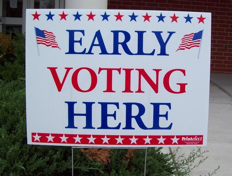 Updated: Lawmakers Rushing Changes To Early Voting, Judicial Elections