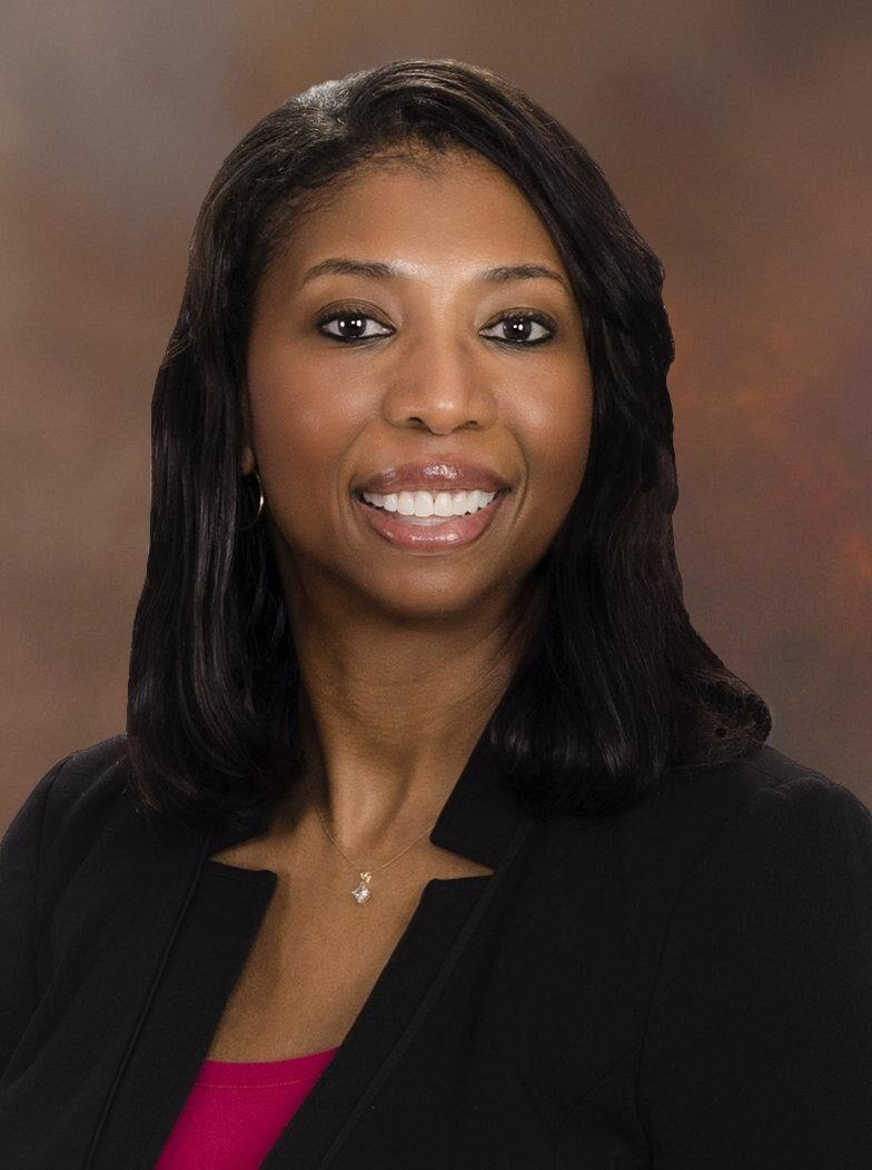 Jackie Grant is the first woman west of Charlotte to become president of the North Carolina Bar Association