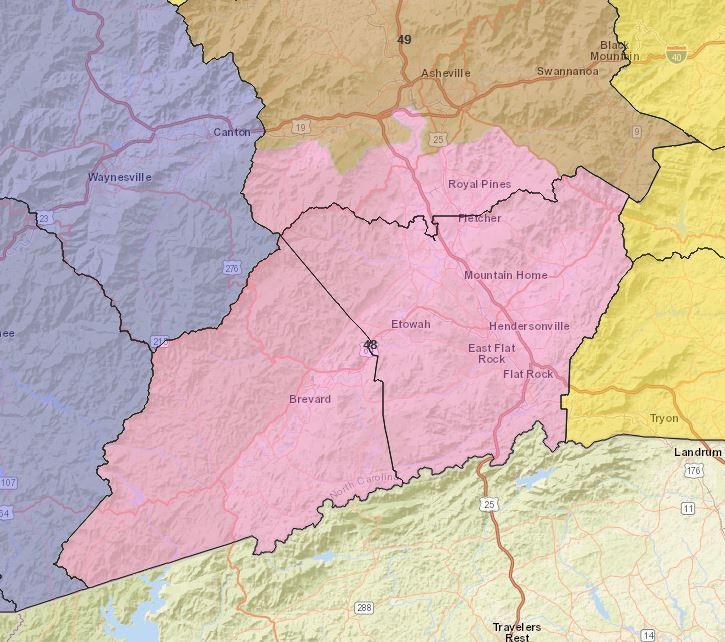 NC Senate District 48