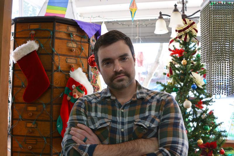 Open Door Executive Director Tom Owens