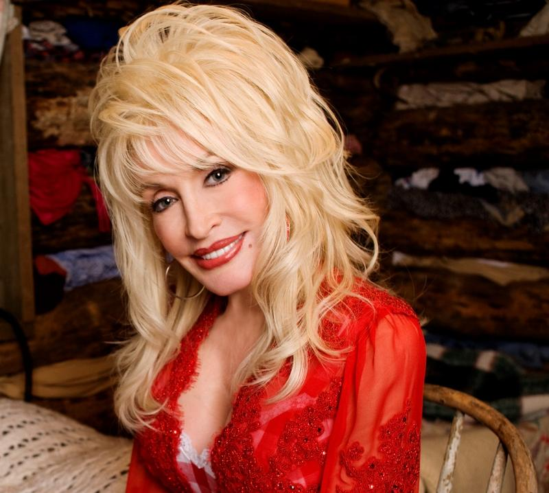 Country music superstar Dolly Parton is from Sevierville in Sevier County, Tennessee.