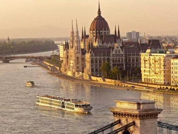 The Blue Danube: A Music Lover's Cruise By River Ship with WCQS Music Director Dick Kowal and Earthbound Expeditions. October 17 - 28, 2015