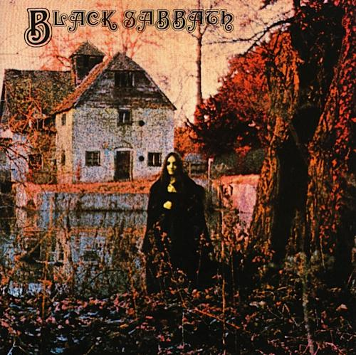 Black Sabbath's 1970 self-titled debut album