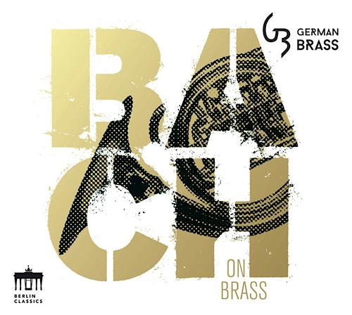 German Brass: Bach on Brass