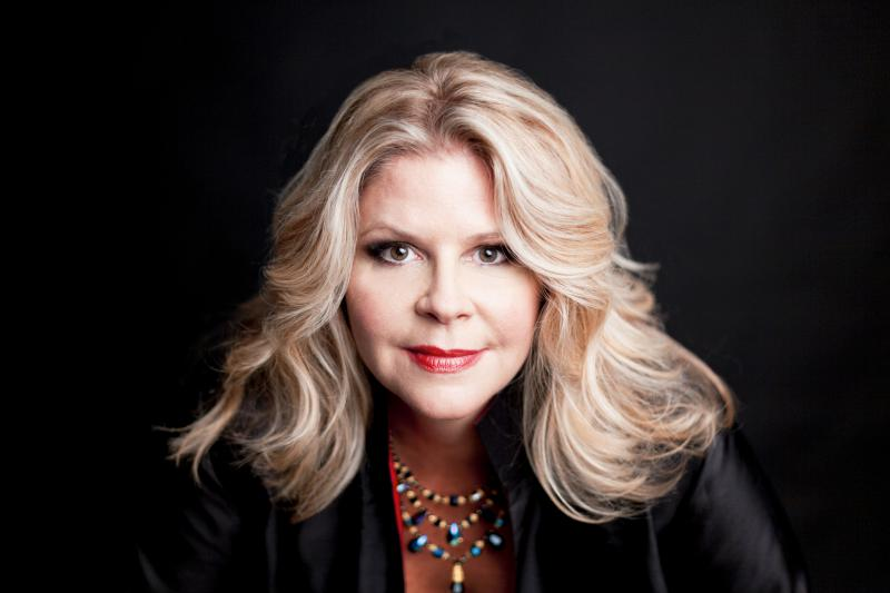 Mezzo-soprano Susan Graham