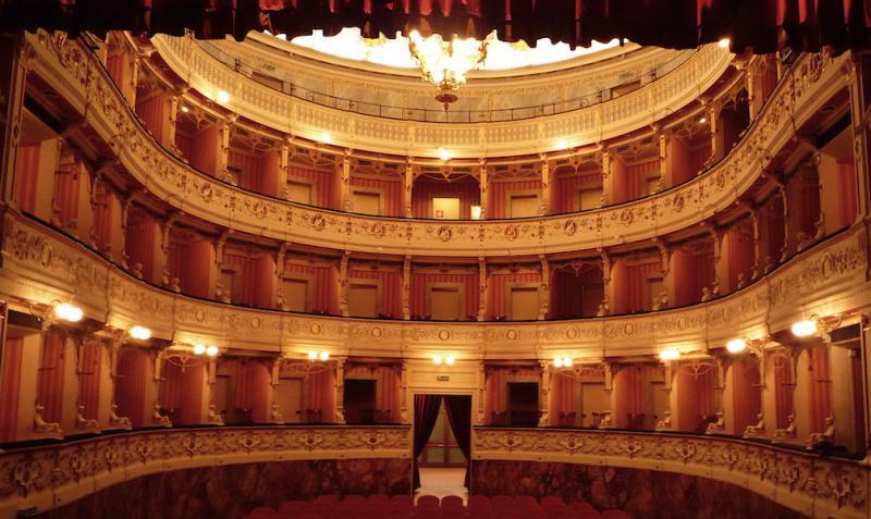 Cagli Opera House, Italy