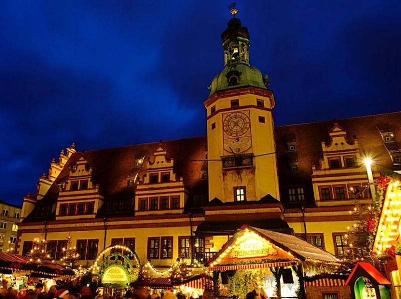 Christmas Market in Leipzig