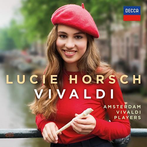 Lucie Horsch: Vivaldi