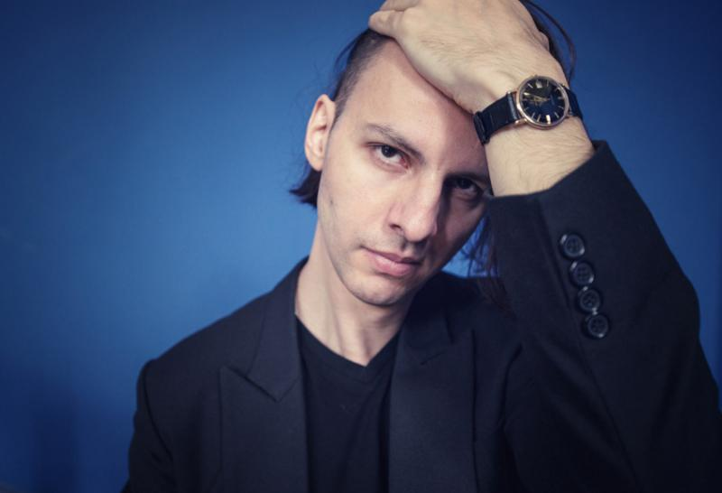 Conductor Teodor Currentzis