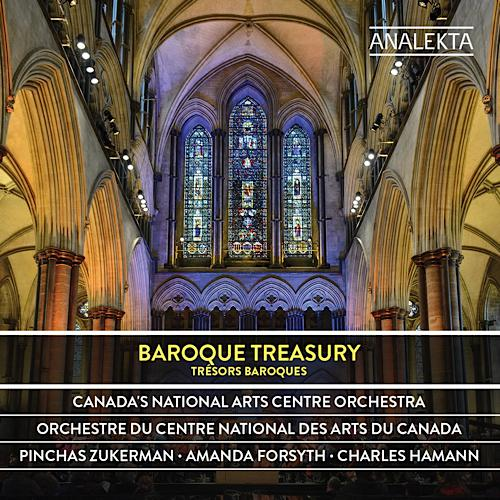N.A.C. Orchestra: Baroque Treasury