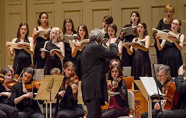Handel and Haydn Society and Harry Christophers
