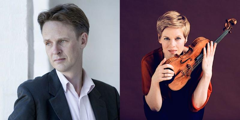 Ian Bostridge and Isabelle Faust