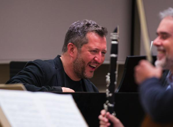 Thomas Adès and the Boston Symphony Chamber Players