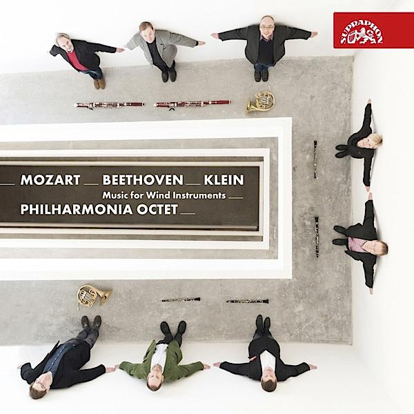 The PhilHarmonia Octet: Music for Wind Instruments
