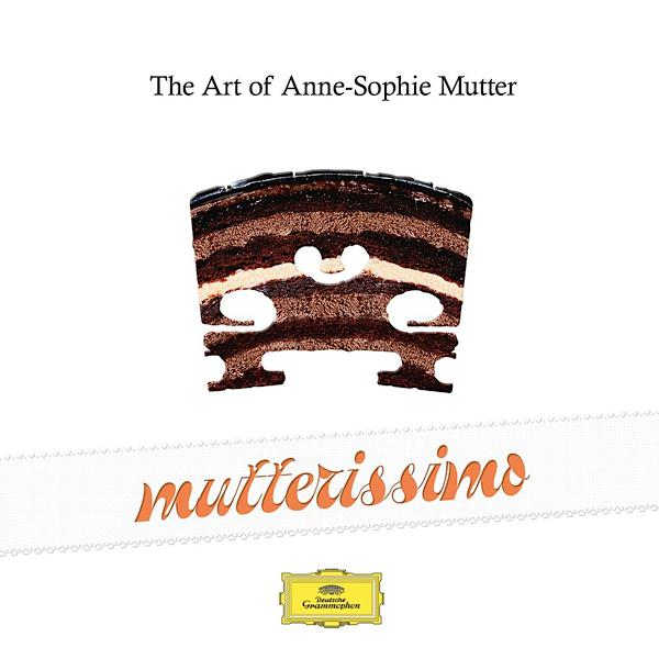 Anne-Sophie Mutter: Mutterissimo