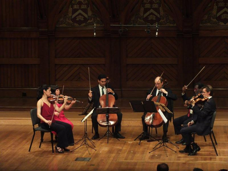 Boston Chamber Music Society plays Korngold