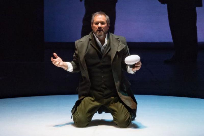 "Paul Groves in ""The Damnation of Faust"""