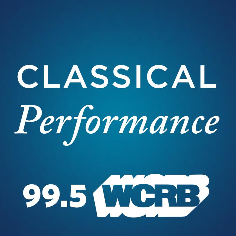 WCRB Classical Performance Podcast logo