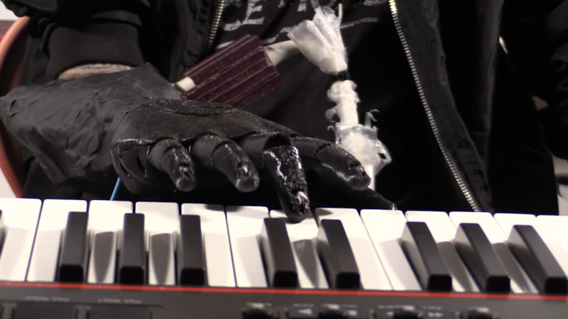 Georgia Tech's Piano-Playing Prosthetic