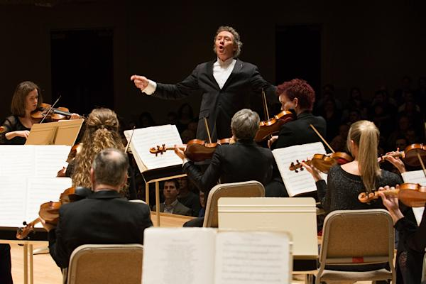 Harry Christophers and the Handel and Haydn Society
