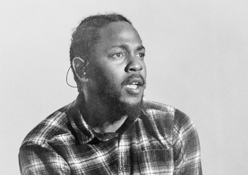 Kendrick Lamar, by Batiste Safont/Wikipedia.