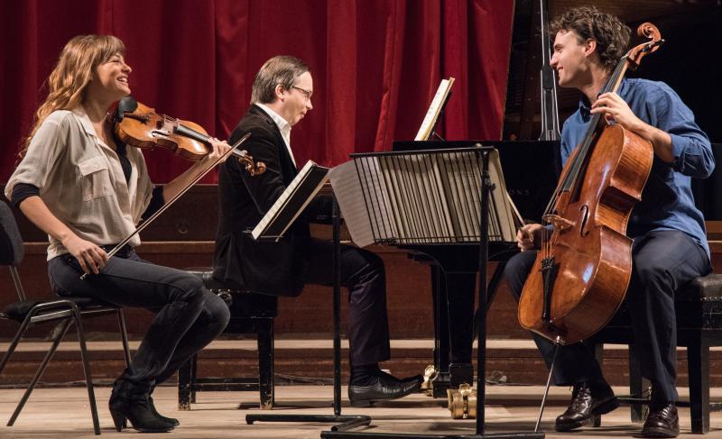 Benedetti Elschenbroich Grynyuk Trio