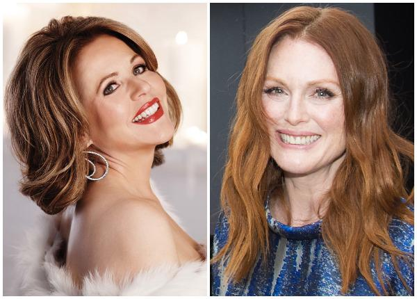 Renée Fleming, Julianne Moore