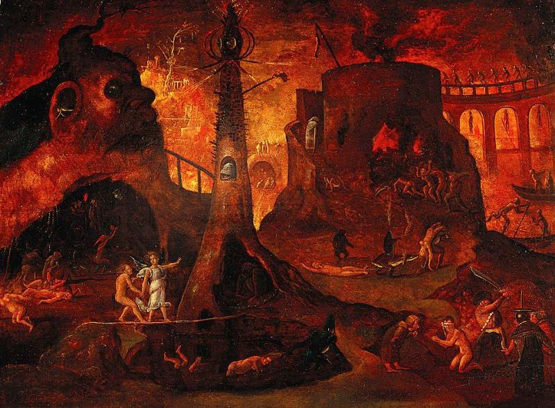 Hieronymus Bosch's painting