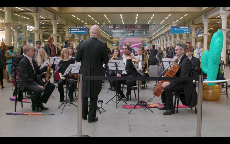 "East Midlands Trains - ""Lost in Music"""