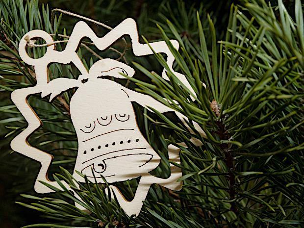 Czech Christmas decoration