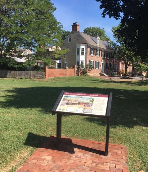 The New Castle Community Partnership is working with the Trustees of the New Castle Common and city officials to put up informational interpretive signage at 10 historic sites in the city.