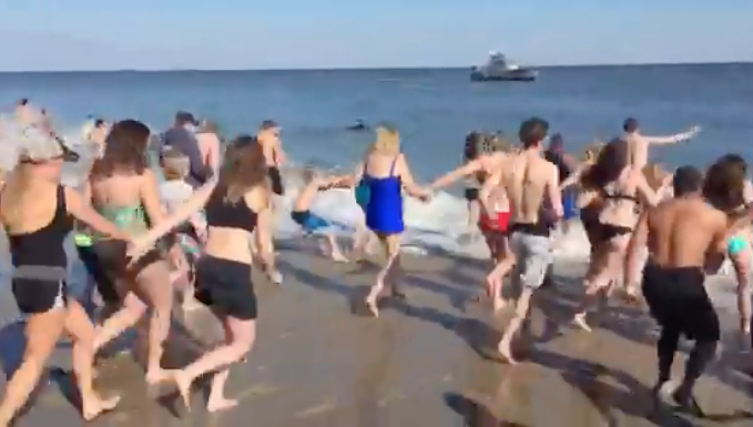 The 27th annual Special Olympics Delaware Polar Bear Plunge is this weekend in Rehoboth Beach.