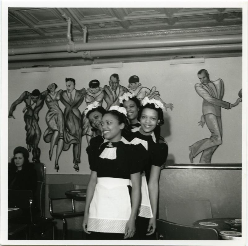 Spot Cafe, 1940