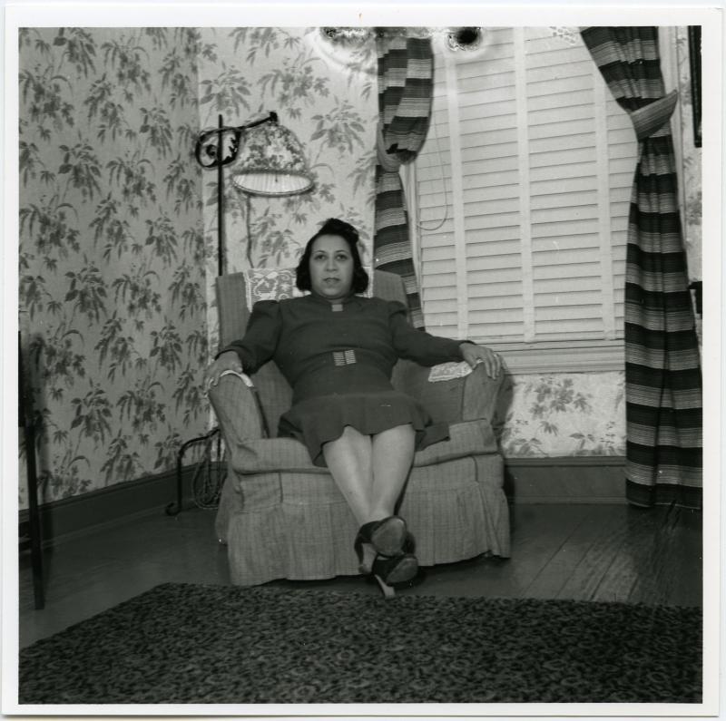 Mrs. Dora S. Lee, 1938-1940