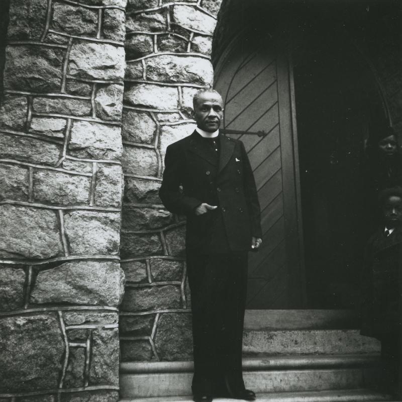 Bethel A.M.E. Rev. A. Chester Clark, 1939