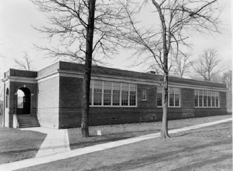 The George Wilson Center, 1922