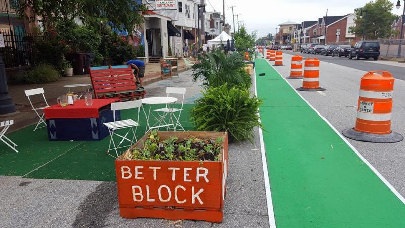 Over the last few years, community members have demonstrated what Union St. could look like with a bike lane through an event called Better Block.