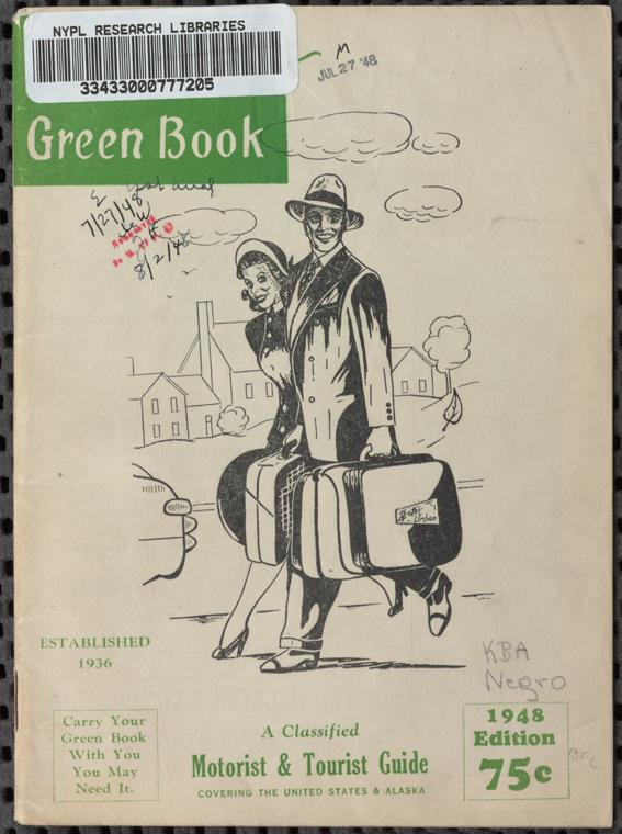 The Negro Motorist Green Book: 1948