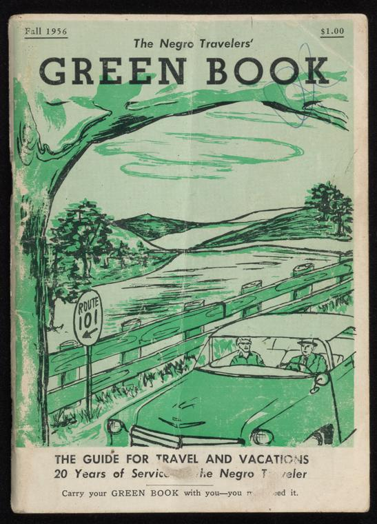 The Negro Trevelers' Green Book: 1956