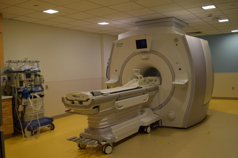 The new PET/MR imaging technology at A.I duPont.
