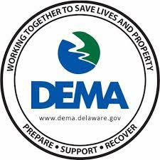 Staffers from Delaware's Emergency Management Agency (DEMA) are in Hawaii, helping that state battle two natural disasters.