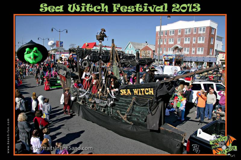 The annual Sea Witch Festival is just one of many events held in the Rehoboth, Dewey area during the Fall.